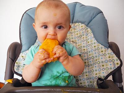 BLW- Baby Led Weaning – Alimentación complementaria a demanda